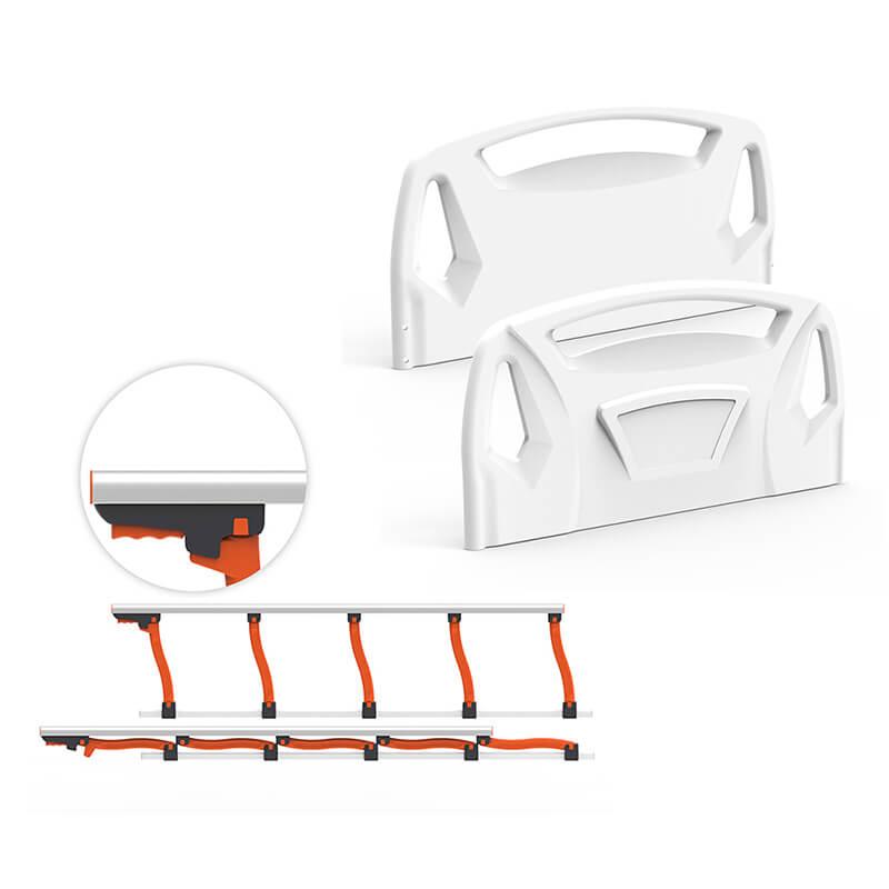 Eco Model Hospital Bed Set