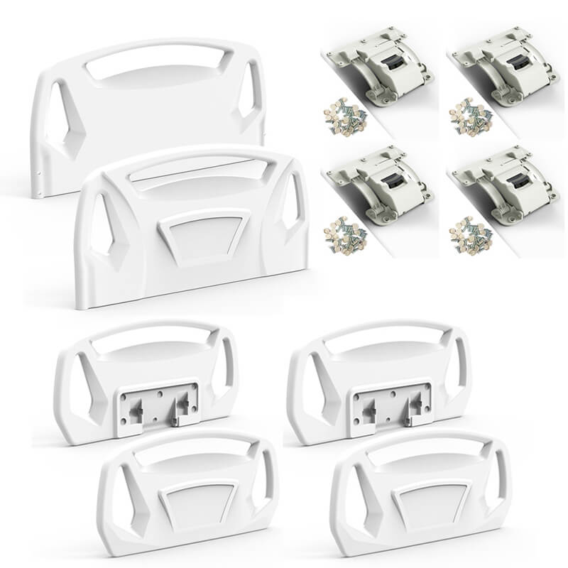 Pisagor Full Hospital Bed Set